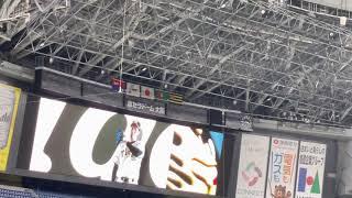 2021年 阪神タイガース 青柳 打席用登場曲.