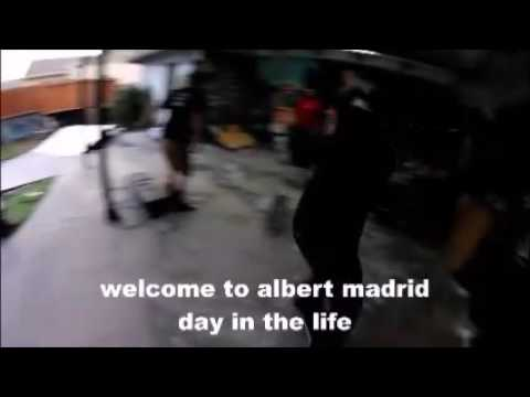 Albert madrid day in the life