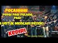 Pecahhhh - PERGI PAGI PULANG PAGI - ARMADA (LIRIK) COVER BY TRI SUAKA N'FRIENDS - KEDIRI JATIM MP3