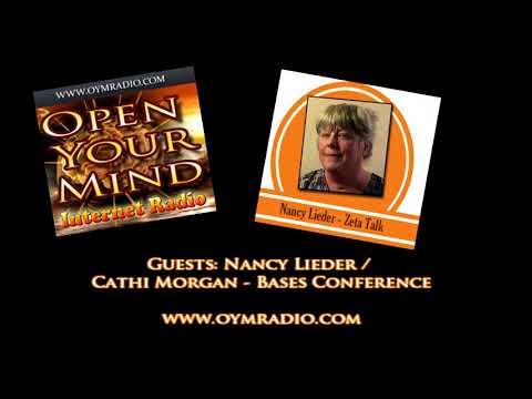 Open Your Mind (OYM) Radio - Nancy Lieder/Cathi Morgan - 20th August 2017