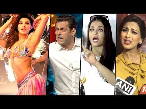 Bollwyood Celebs SHOCKING INSULT To Jacqueline Fernandez Ek Do Teen Song Remix In Baaghi 2