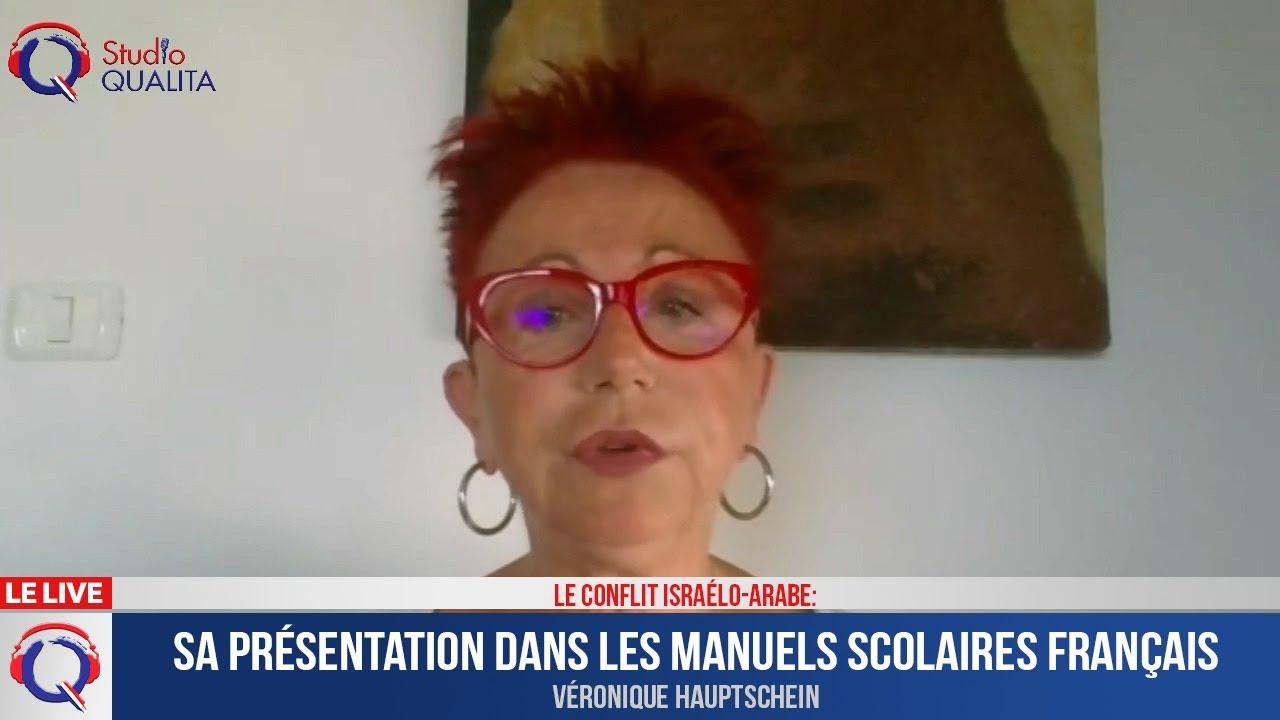 Le conflit israélo-arabe: sa présentation dans les manuels scolaires français