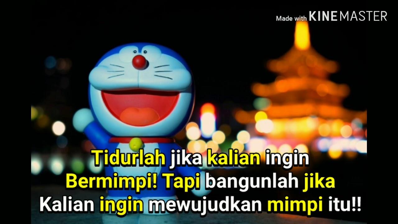 Kata Kata Bijak Doraemon Youtube