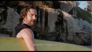 Chasing Mavericks (Gerard Butler) - Bande Annonce (VOSTFR)