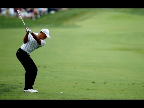 Tiger Woods Golf Swing Compilation HD