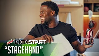 Kevin Hart Needs A Little Help Getting Ready For Cold As Balls