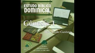 Estudo Bíblico Dominical - Gênesis 1