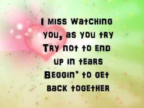 The Saturdays Missing You lyrics - YouTube