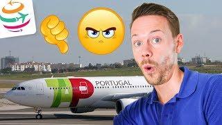 Unser Horrorflug mit TAP Portugal | GlobalTraveler.TV