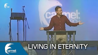 Living In Eternity | David Mont