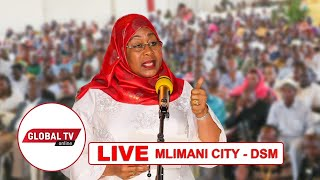 🔴#LIVE: RAIS SAMIA AZUNGUMZA na WAZEE DSM, AWAHAKIKISHIA HAKI ZAO..