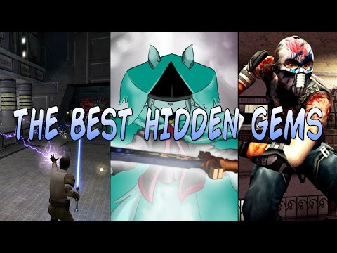 The Best Hidden Gems We Can Suggest In Gaming - H.A.M. Radio Podcast Ep 101