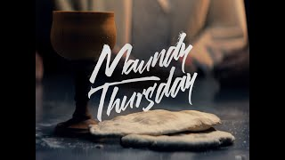 Maundy Thursday Dardenne Presbyterian Church 2020