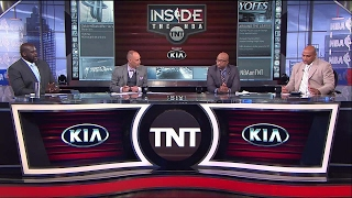 Inside The NBA: Rockets-Spurs Analysis | NBA on TNT