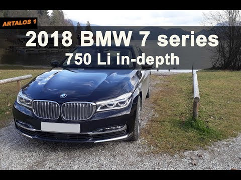 New 2018 BMW 7 series (BMW individual) in-depth the 750Li