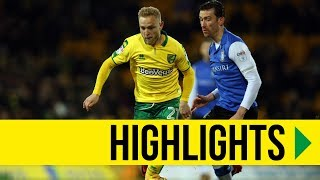 HIGHLIGHTS: Norwich City 3-1 Sheffield Wednesday