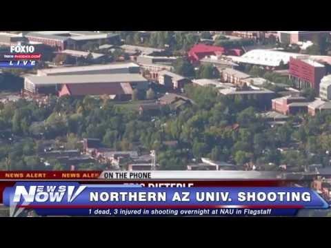 FNN: Shooting at Northern Arizona University Leave 1 Dead, 3 Injured
