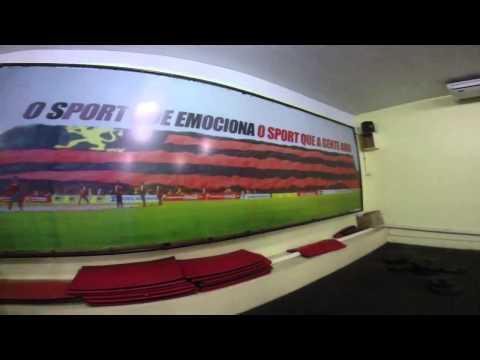 Kin visita el Estadio Ilha do Retiro en Recife