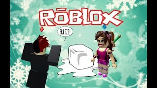 ROBLOX FREEZE TAG | Game Queenie |