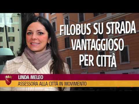 Linda Meleo - Radio Roma Capitale - 28/03/2017