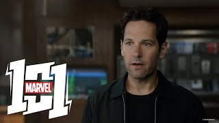 Ant-Man (Scott Lang) | Marvel 101