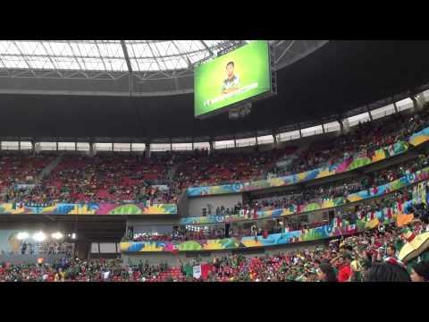 ¡Hoy gana México! Brasil 2014