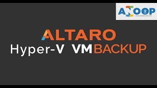 Altaro Hyper-V Restore and Boot from Backup - HyperV VM Restore - Boot VM from Altaro Backup