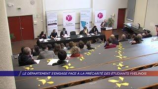 Yvelines | Le département s'engage face à la précarité des étudiants yvelinois