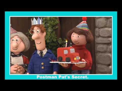 Postman Pat's Secret