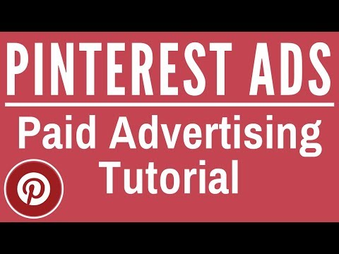 Pinterest Ads Tutorial 1 - Setting Up Your First Pinterest Ads Traffic Campaign - Surfside PPC