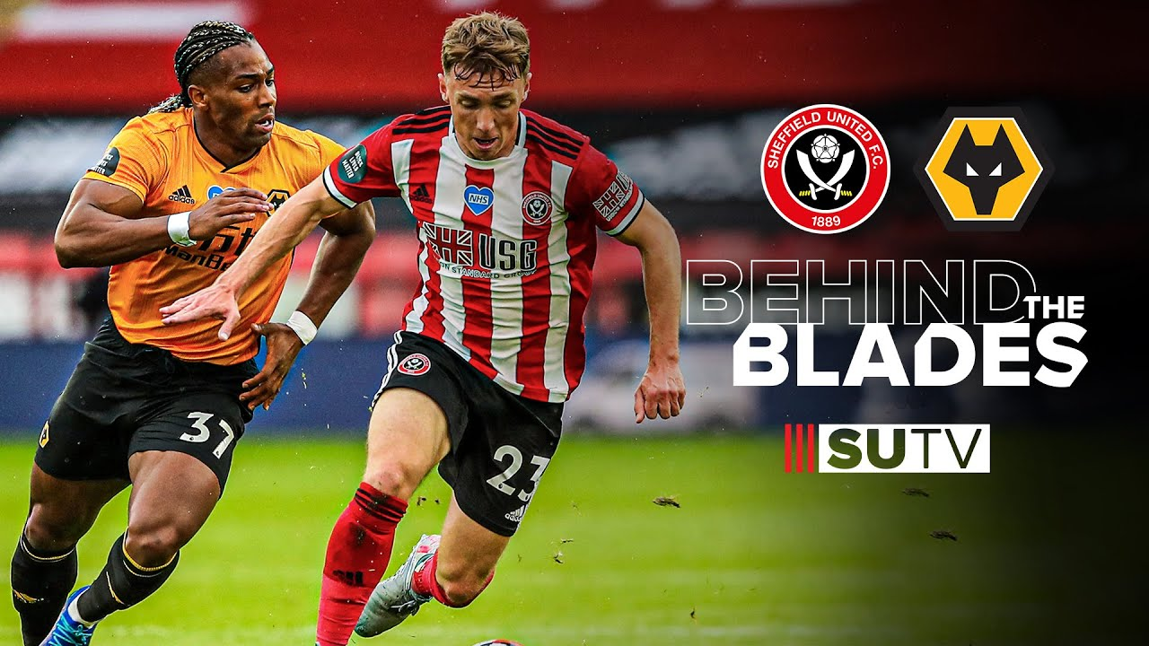 Behind the Blades | Sheffield United 1 - 0 Wolves | Behind the Scenes and Alternative Highlights