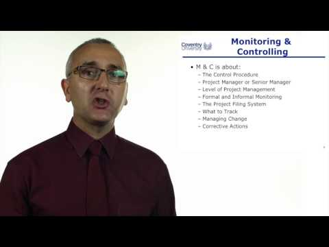 10.1 Project Monitoring and Control - Baselines
