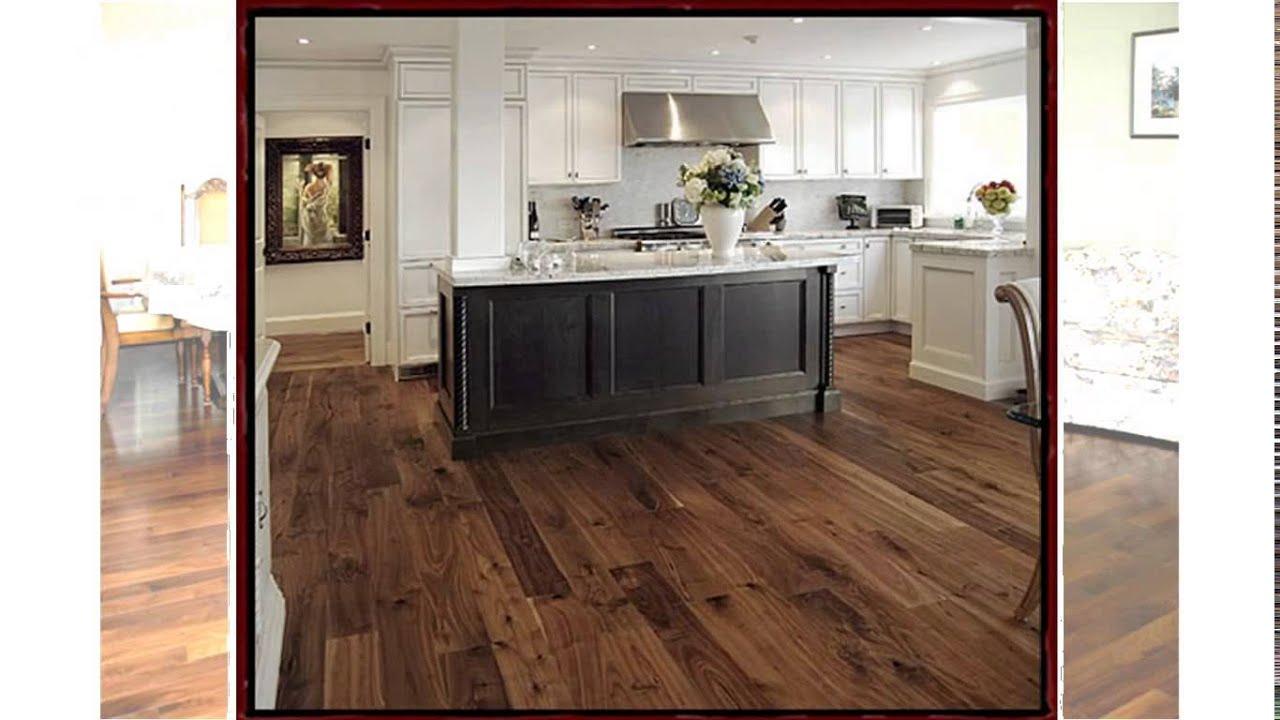 walnut hardwood floors  YouTube
