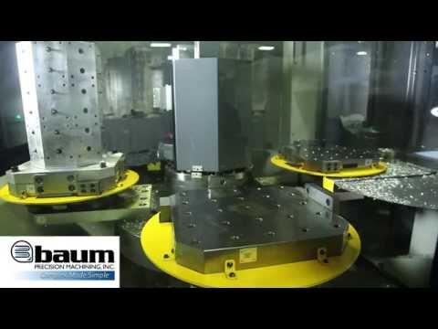Baum Precision Machining:  Medical Device Manufacturing