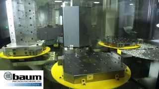Baum Precision Machining:  Medical Device Manufacturing