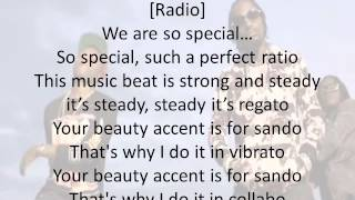Dont Cry  Radio & Weasel FT Wizkid Lyrics Video