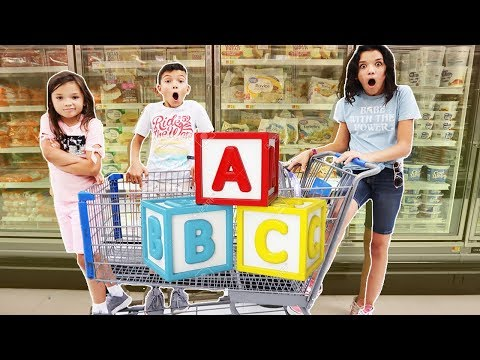 I will BUY Anything in ABC order!