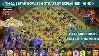 TH11 Bowitch Attack On Ring Design base | Clashman Gaming