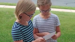 Welcome Summer Scavenger Hunt Video