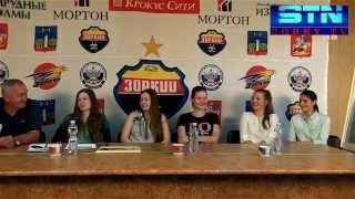 Интервью с тренером женской хоккейной команды Зоркий  Теняковым А. П. Часть_2