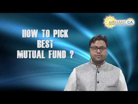 How to Pick Best Mutual Fund 2018 ? (Full Concept)