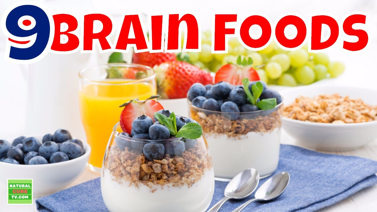 The 6 Best Brain Foods To Eat As You Age pics