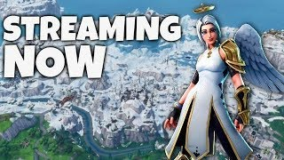 FORTNITE BATTLE ROYAL | ICONIC SKIN GIVEAWAY AT 200 SUBS | CHILL STREAM