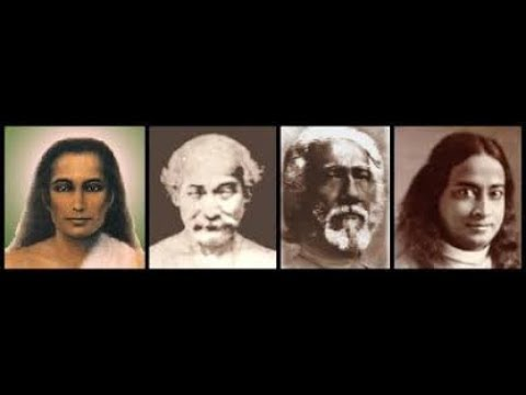 Babaji, Lahiri Mahasaya, Sri Yukteswar,New message for YOU
