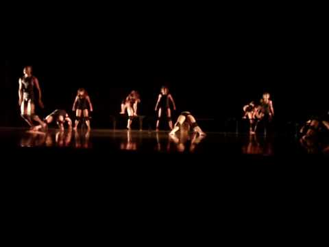"""Neurosis""  Contemporary Dance  Curie Metropolitan High School Dance Department"