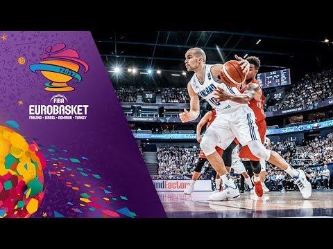 Finland v Poland - Full Game - FIBA EuroBasket 2017