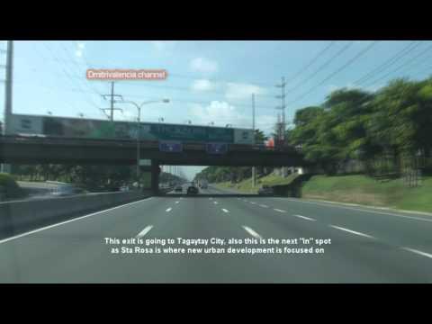 South Luzon Expressway (ACTEX-SLEX) Joyride 2012