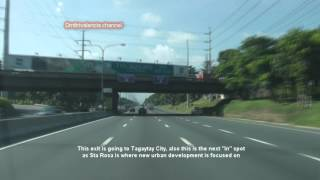 South Luzon Expressway (ACTEX-SLEX) Joyride 2012