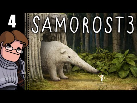 Let's Play Samorost 3 Part 4 - Volcanic Worker's Song