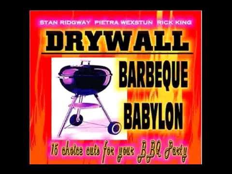 "Stan Ridgway & Drywall ""Somewhere In The Dark"" / BBQ Babylon"